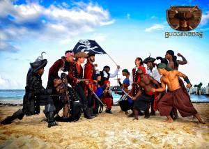 caribbean buccaneers- ocean- adventures-punta-cana